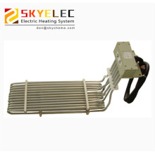 Elemento calefactor recubierto de teflón PTFE