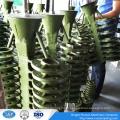 Peças de máquinas agrícolas de fundição de investimento