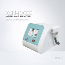 2018 Newest!!! Portable 810 808nm diode Laser for permanent hair removal (Medical CE and FDA)-NEO