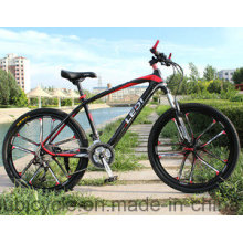 High-Grade Carbon Fiber Mountain Bike Lightweight Body