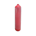 electromagnetic suspension gas fire extinguishing