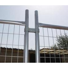 Panneau de clôture temporaire avec pieds en plastique-marque Xinao