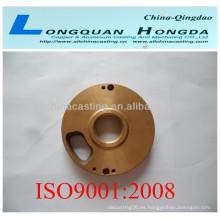 Las láminas calientes del ventilador de aluminio de la venta moldearon, la calidad mueren los ventiladores de las fundiciones