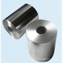 Wiederverschließbare Aluminiumfolie für Verpackungsbeutel