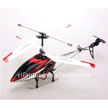 Grandes 3 canales de control de radio helicóptero doble caballo 9097