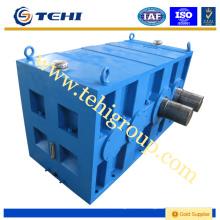 Cajas reductoras de reducción de gusano chino y cajas reductoras de reducción helicoidal