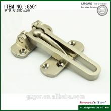 Hermoso hardware de seguridad - cerradura de cerradura de aleación de zinc para puertas de madera