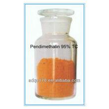 Trockene Feldkulturen Selektives Herbizid Pendimethalin 95% TC