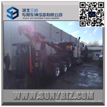 Corps résistant de camion de récupération de rotateur de 50 tonnes
