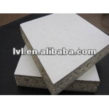 Panneau de particules en forme de mélamine blanche 1220 * 2440