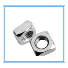 DIN 557 of Thin Square Nut with Stainless Steel