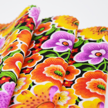 T / C 65/35 Printed Plain Fabric