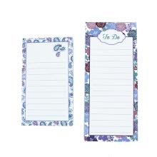 Nuevo diseño venta al por mayor promoción segura personalizada pegajosa escritura Bloc de notas