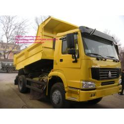 4x2 Sinotruk dump truck 20T