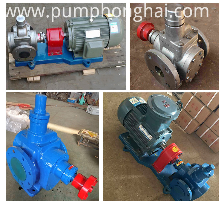 Transfer Oil Pump