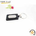 Spezielle Design 3D Reifen Form Metall Schlüsselanhänger (Y03931)