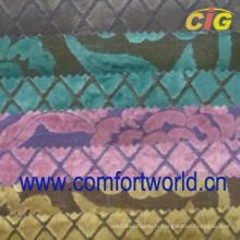 Imitated Cut Pile Sofa Fabric avec T / C (SHSF04440)