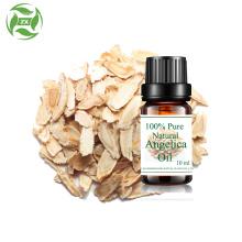 aceite esencial de angelica prensado en frío fresco al por mayor