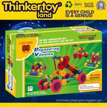 Math Classroom Materials Plastic Building Blocks