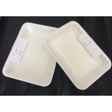 Meat&Poultry&Chicken Packaging Disposable Styrofoam Food Trays with Absorbent Pads