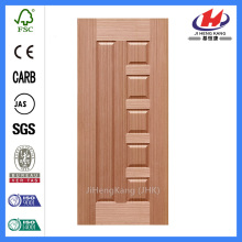 JHK-010 Ev-Sapele10 Panel Door Panel