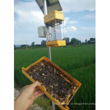 Solar Pest Killer lâmpada mosquito assassino lâmpada