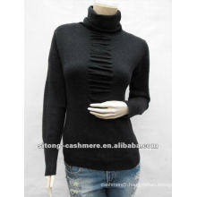 100% pure cashmere sweater for ladies