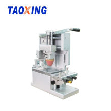 Manual Ink Cup Pad Printing Machine
