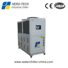 Ce Standard 5kw to 20kw Air-Cooled Glycol Chiller