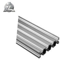 Standard and custom 6000 series v-slot extrusion aluminum profile