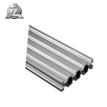 Aluminiumprofil mit V-Nut-Profil und Standardprofilen der Serie 6000