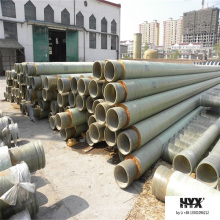 Polyurethane Foam Filled FRP Insulation Pipe for Hot Medium Conveying