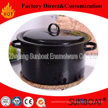 7qt Enamel Stock Pot Sunboat Houseware Kitchenware