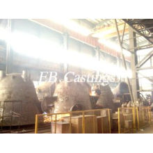 ZG340-540 Carbon Steel Melting Kettle Castings EB4008