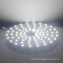 Fuente de luz blanca 24W LED módulo de luz de techo