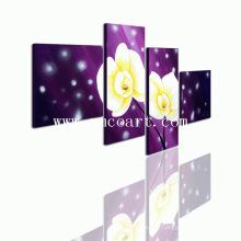 Peinture à l'huile de Flower Moder