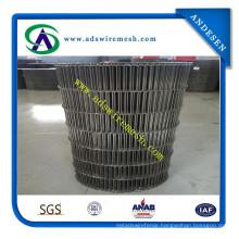 Spiral Grid Belt, Weave Belt Fence