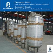Máquina de purificação de água mineral de equipamento de tratamento de água
