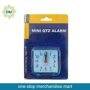 Dollar Items of Plastic Alarm Clock