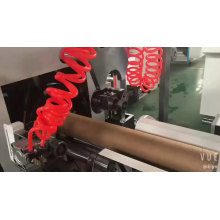 Automatic Paper Tube Core Cutting Machine for Home Business Toilet Tissue