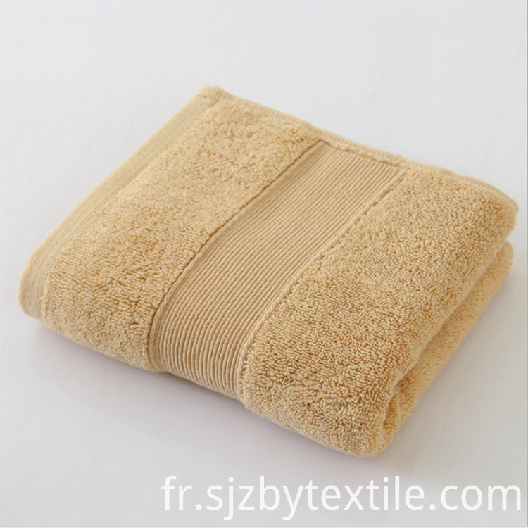 100% Eco Cotton Bath Towels