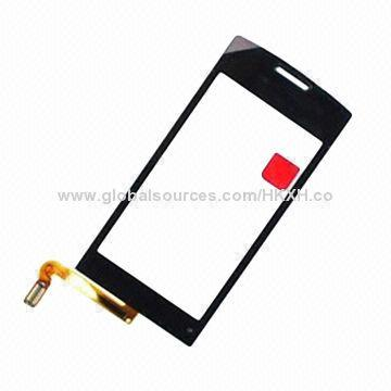 Mobile Phone Touchscreen Digitizer for Nokia 500, Original and OEM High Copy Quality
