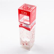 Мягкая дешевая пластиковая коробочка для упаковки