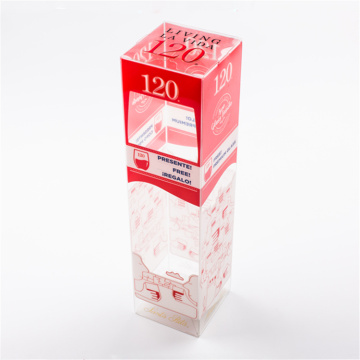 Soft Cheap Plastic Small Box for Cup Packaging