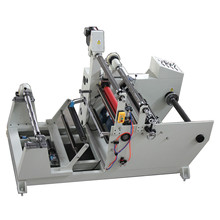Max Width 700mm Paper Slitter Rewinder with Laminating Function