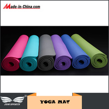 Vente en gros PVC Sticky Fitness Exercise Yoga Mat