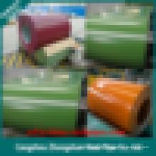 Dachblech und PPGI Basis- und Baustoffanwendung und ASTM Standard verzinkte Stahlspule