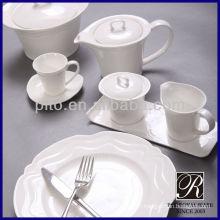 Céramique d'hôtel en porcelaine
