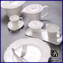 Porcelana hotel dinnerware