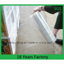 SGS & ISO LLDPE Stretch Film Jumbo Rolls